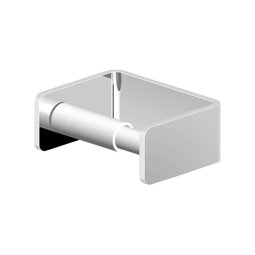 Soft toilet roll holder streamline products Glass toilet roll holder
