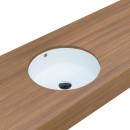 Plaza 425 Round Under Counter Basin