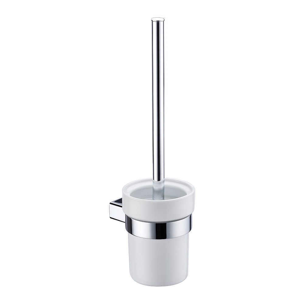 Eneo Toilet Brush With Ceramic Holder Streamline Products