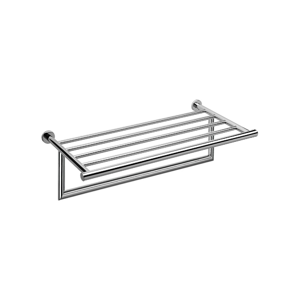 Axus towel rack with rail streamline products - Bathroom accessories towel rail ...