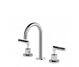 Axus Lever basin set