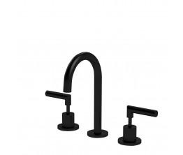 Axus Lever basin set_Matte Black
