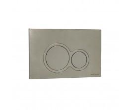 Kibo Flush Buttons_Brushed Nickel