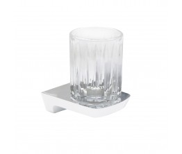 Synergii Glass holder White