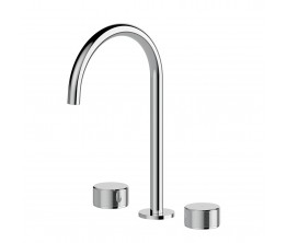 Trillion Basin set with extended height spout