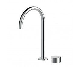 Venn Basin mixer with extended height spout