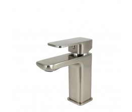 Axus Basin Mixer Satin Nickel