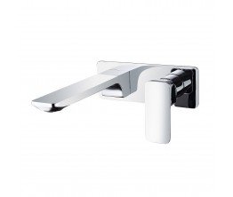 Axus Wall Mounted Basin Mixer