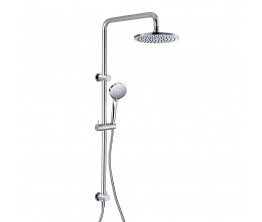 Axus Shower Column with handshower set - bottom diverter
