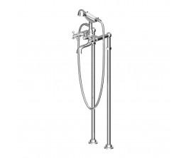 Zucchetti Delfi Freestanding Bath Set