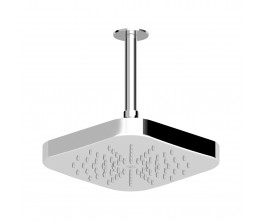 Zucchetti Soft Shower Head On 130mm Ceiling Arm
