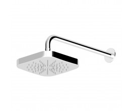 Zucchetti Soft Shower Head On Wall Mounted Arm