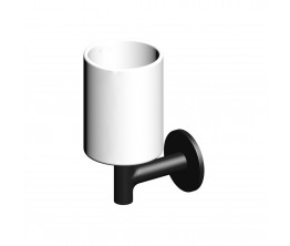 Zucchetti Pan Wall Mount Tumbler Holder
