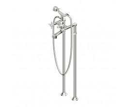 Agora Free Standing Bath Tap Set