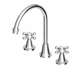 Agorà Basin Tap Set High Spout