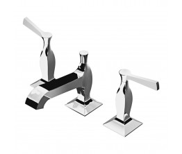 Zucchetti Bellagio Basin Set Lever Handle
