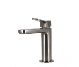 Brim Basin Mixer Brushed Nickel