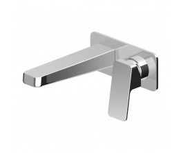 Zucchetti Jingle Wall Mount Basin Mixer