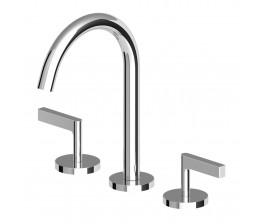 Zucchetti Simply Beautiful Basin Tap Set