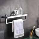 Eneo Shelf With Towel Rail 40cm_Hero