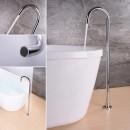 Axus Pin Freestanding Bath Spout_Hero