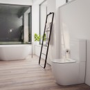 Synergii Dual Inlet Toilet Suite with Slim Line Seat_Hero
