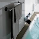 Zucchetti Pan Towel Rail 60Cm_Hero